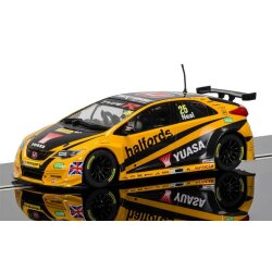 Honda Civic Type R Matt Neal BTTC  Scalextric C3861
