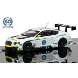 Bentley Continental GT3 limited 60 years Scalextric C3861A