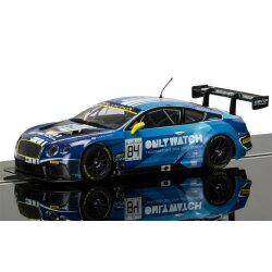Bentley Continental GT3 Scalextric C3846