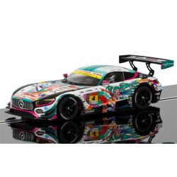 Mercedes AMG GT3 Goodsmile Racing Scalextric C3852