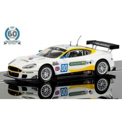 Aston Martin GT3 DBR9 limited 60 years Scalextric C3830A