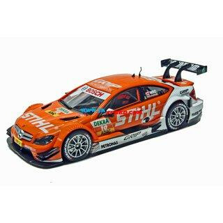 Mercedes C-Coupe DTM Wickens Carrera Evolution 27476