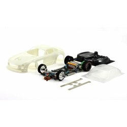 Mercedes SLS Full Racing RC Competition White Kit mit...
