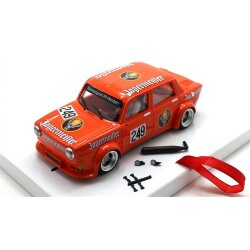 Simca 1000  limited Edition orange #249 BRMTS08