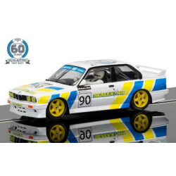 BMW M3 E30 limited 60 years Scalextric C3829A