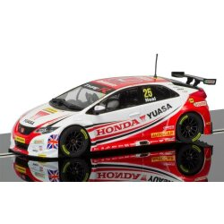 Honda Civic Type R #25 BTCC 2015 Scalextric C3734A