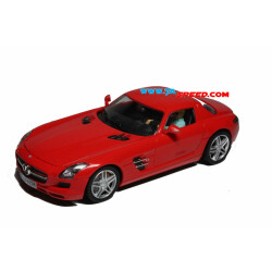 Mercedes SLS AMG rot Carrera Digital 132 30541