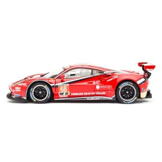 Ferrari 488 GT3 AF Corse No.68 Carrera Digital 30809l