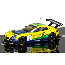 BMW Z4 GT3 Blancpain 2015 limited 60 years Scalextric