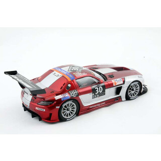 Mercedes-Benz SLS AMG GT3 Ram Racing Nr.30 24h Dubai 2015  Carrera Digital 124 23864