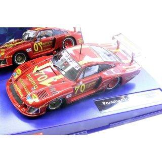 "Carrera Digital 132 30855 Porsche 935//78 /""Moby Dick/"" DRM Karosse+Chassis LICHT"