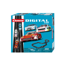 Grundpackung DRM Retro Race Carrera Digital 132 30002