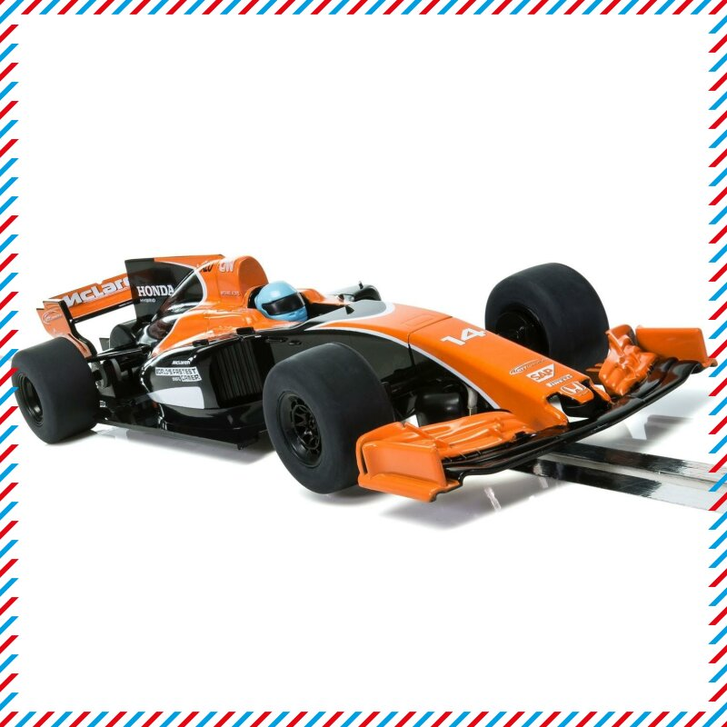 mclaren honda mcl32 car 2017 scalextric c3956 44 90. Black Bedroom Furniture Sets. Home Design Ideas