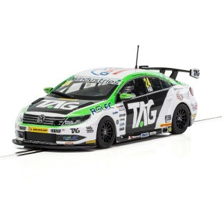 VW Passat CC NGTC Team HARD - BTCC 2017 Jake Hill Scalextric C3918