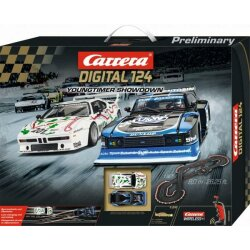 Grundpackung Youngtimer showdown Carrera Digital 23626