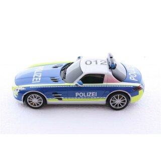 Oberteil Mercedes-SLS AMG Polizei Carrera Digital 30793