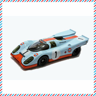 Porsche 917 GULF Carrera Evolution 27516