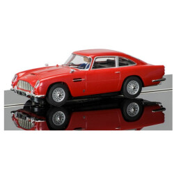 Aston Martin DB 1963 rot für Carrera Digital