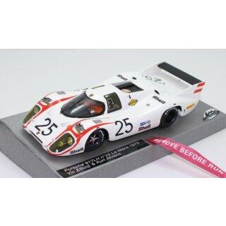 Porsche 917L Le Mans 1970 #25 Le Mans Miniatures