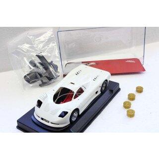 Mosler MT900R EVO4 Clear Body Kit WHITE
