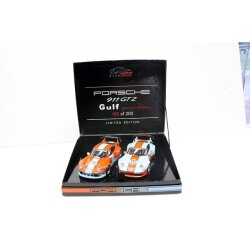 Porsche 911GT2 Gulf Twin Pack Nr.20 and Nr.21 RevoSlot...