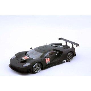 Ford Gt Race Car Test Car Chip Ganassi Carrera Evolution