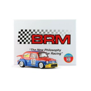 Fiat Abarth 1000 TCR No. 91 Edition  BRM087