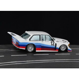 BMW 320 Gr. 5 BMW Junior Team Nr. 12 Surer Sideways 58C