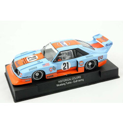 Ford Mustang Turbo Gulf limited edtion