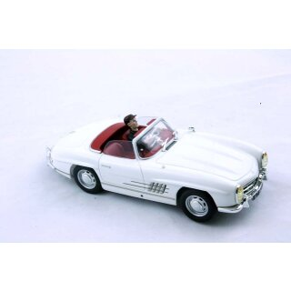 Mercedes Benz 300 SL  Carrera Digital 132