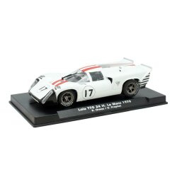 Lola T70 Coupe Le Mans 1970 No. 17 Slotwings SLW00403