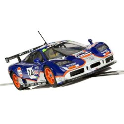 McLaren F1 GTR - Gulf Edition - Le Mans 1995 Scalextric...