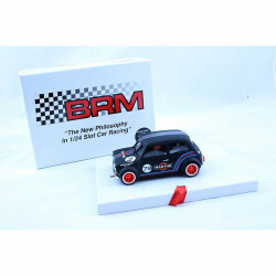Mini Cooper Martini black edition BRM090B Carrera Digital