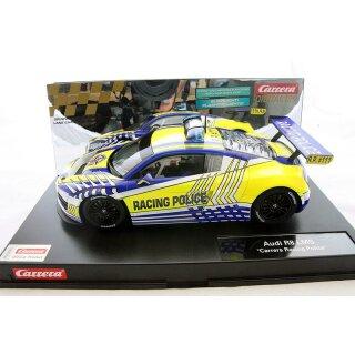 Audi R8 Lms Police Carrera Digital 124 23880