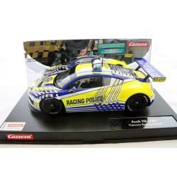 Audi R8 LMS Police, Carrera Digital 124 23880