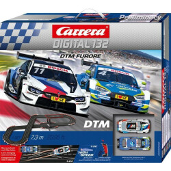 Grundpackung DTM Furore Carrera Digital 132 30008