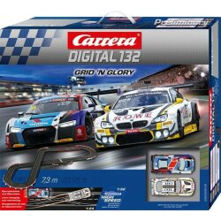 Grundpackung Grid N Glory Carrera Digital 132 30010