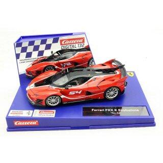 Ferrari Fxx K Evoluzione Nr 54 Carrera Digital 30894 56 90