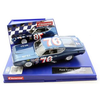 Ford Torino Talladega Nr 76 1970  Carrera Digital 30907