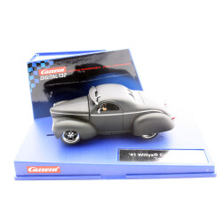 Hot Rod Willys Coupe Leadsled Carrera Digital 30423