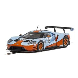 Ford GT GTE Gulf Edition Scalextric C4034
