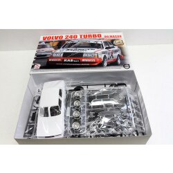 Volvo 240 Turbo Macau 1986 No. 2  1/24 KIT