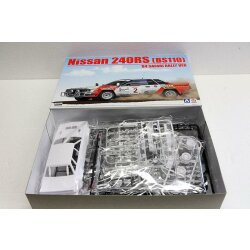 Nissan 240 RS Rallye Kenia 1984 No. 2  1/24 KIT