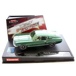 Ford Mustang 1967 the fast & the furious Carrera...