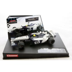 Williamsi F1 Ralf Schumacher Carrera Evolution 25705