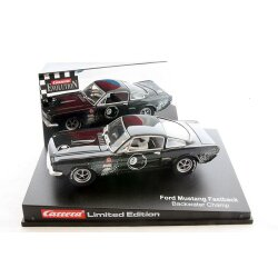 Ford Mustang GT 350 Backwater Champ limited edition...