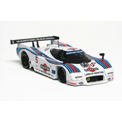 Lancia LC 2 Le Mans 1984 #5 slot it sica08b