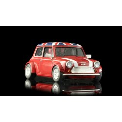 MINI Cooper UK rot BRM096R