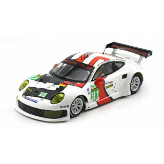 Porsche 991RSR Le Mans Full Racing RC Competition Kit mit Scaleauto GT-3 Chassis Fahrwerk SC7150RC2 Scaleauto