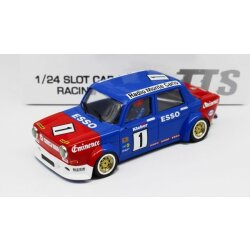 Simca 1000  limited Edition blau rot #1 BRM TTS024